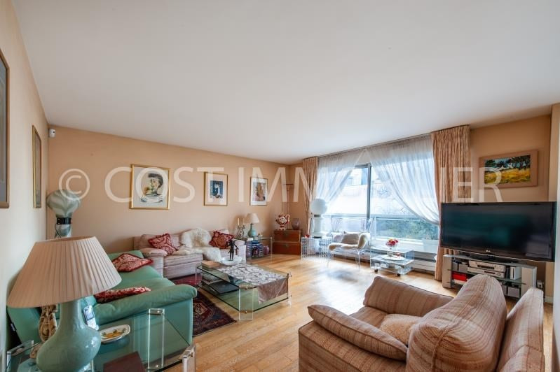 Sale apartment Courbevoie 920 000€ - Picture 2