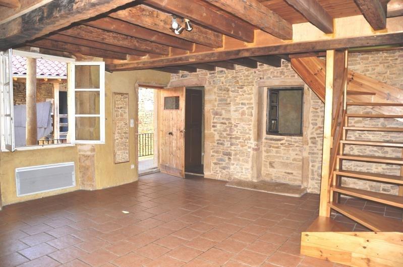 Vente maison / villa Liergues 225000€ - Photo 1