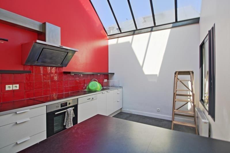 Sale apartment Paris 20ème 735000€ - Picture 2