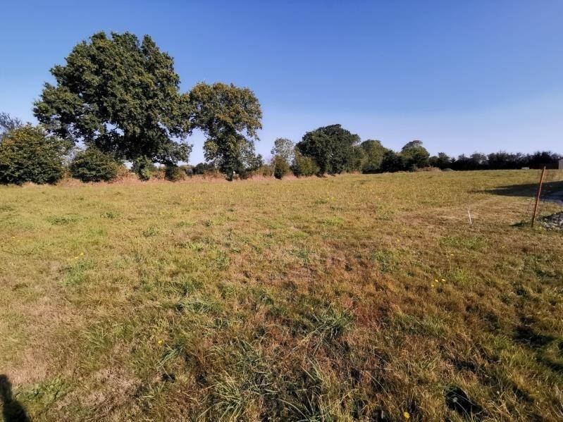 Vente terrain Vesly 33500€ - Photo 1
