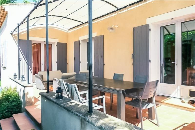 Sale house / villa Pourrieres 520000€ - Picture 3