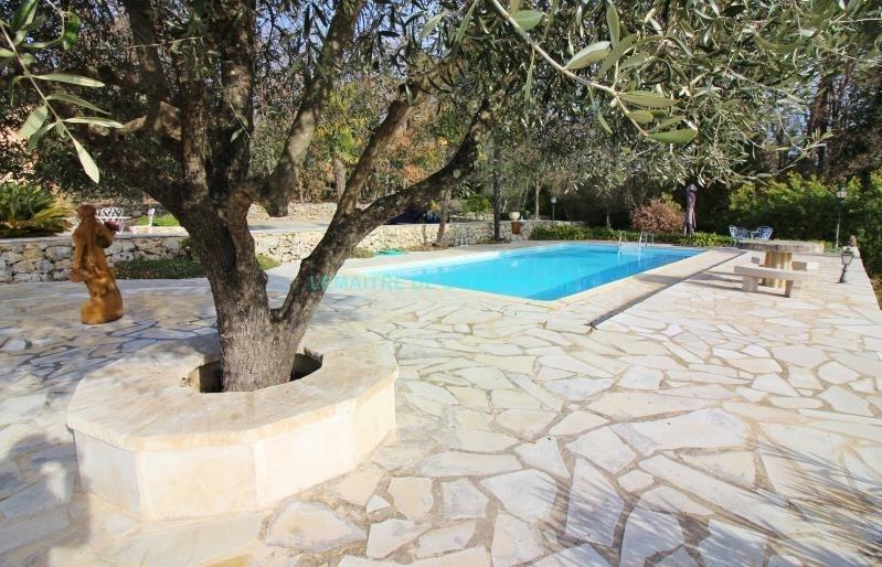 Vente de prestige maison / villa Saint cezaire sur siagne 730000€ - Photo 4