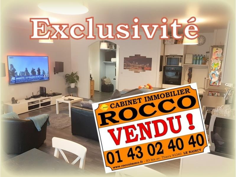 Vente appartement Le raincy 262 000€ - Photo 1