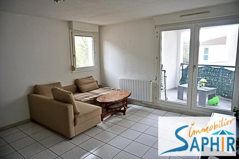 Sale apartment Toulouse 123 050€ - Picture 2