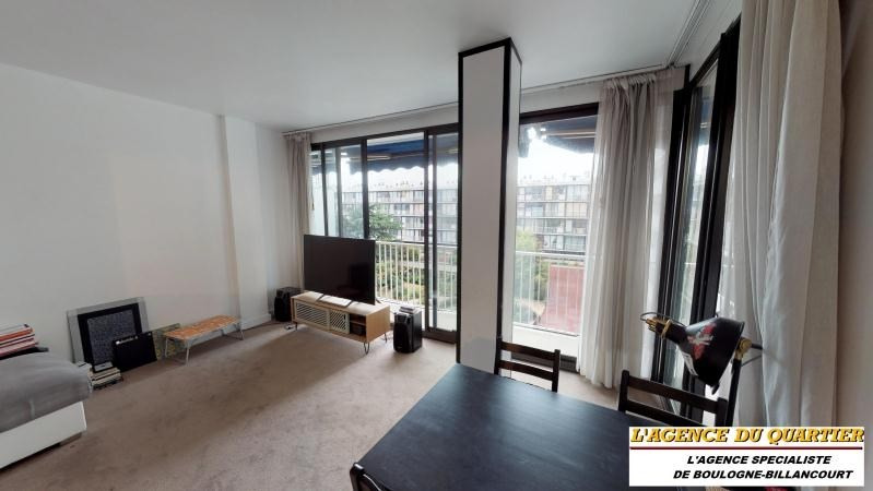 Sale apartment Boulogne billancourt 529 000€ - Picture 1