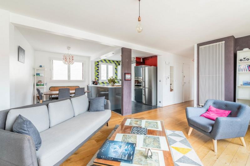 Vente appartement Paris 18ème 690000€ - Photo 2
