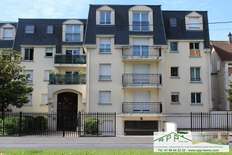 Vente appartement Draveil 249000€ - Photo 1