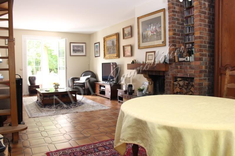 Sale house / villa Lamorlaye 545000€ - Picture 2
