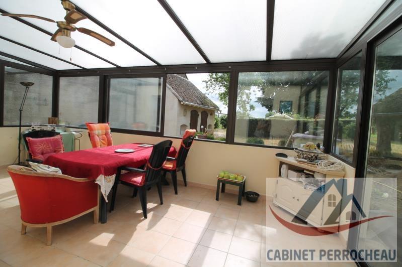 Sale house / villa La chartre sur le loir 125500€ - Picture 4
