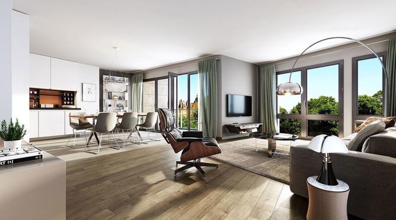 Vente appartement Maisons-laffitte 670000€ - Photo 3