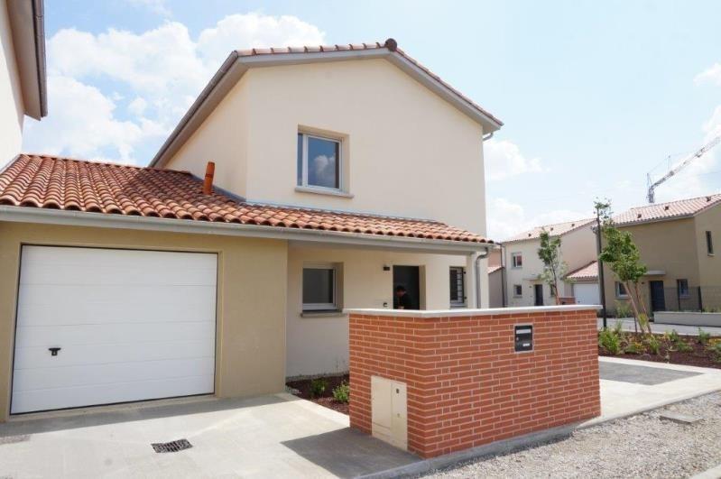 Vente maison / villa Mondonville 276900€ - Photo 1
