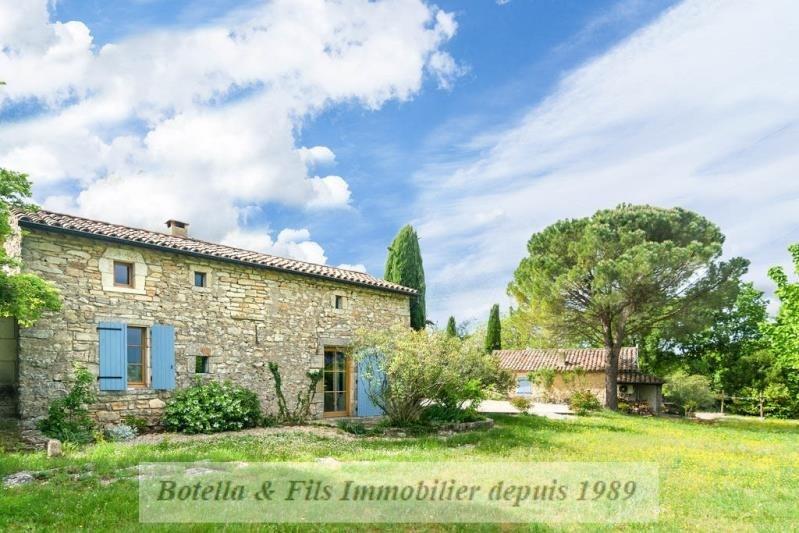 Deluxe sale house / villa Barjac 498000€ - Picture 4