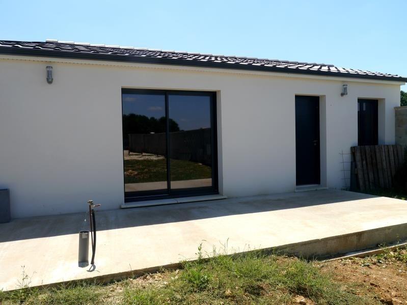 Vente maison / villa Gemozac 154000€ - Photo 7
