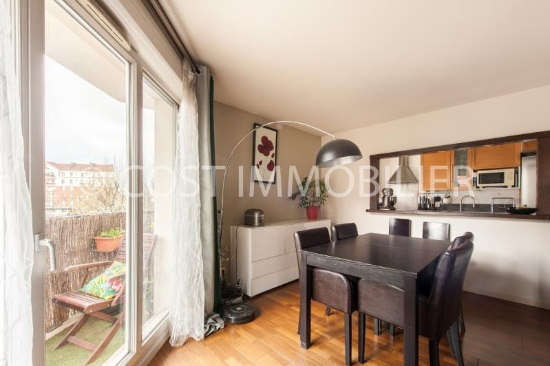 Venta  apartamento Asnières sur seine 399000€ - Fotografía 3