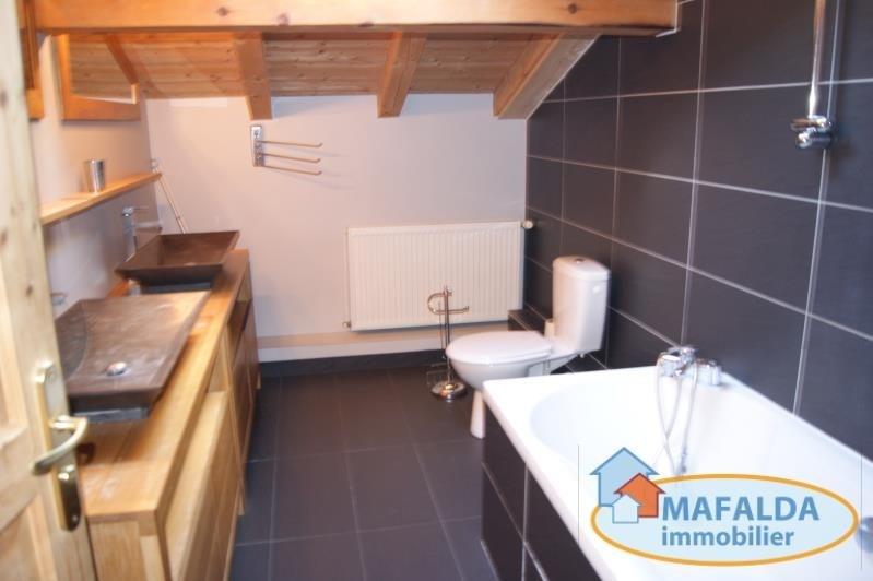 Deluxe sale house / villa Saint gervais les bains 620000€ - Picture 6