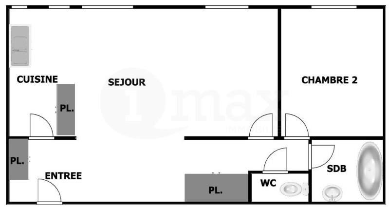 Vente appartement Bois colombes 320000€ - Photo 4