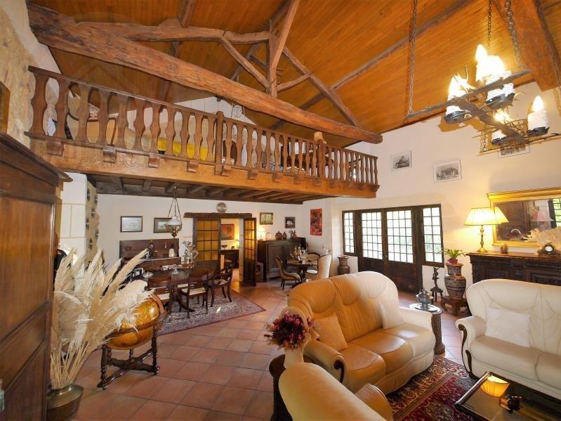 Sale house / villa Beauregard et bassac 297000€ - Picture 7