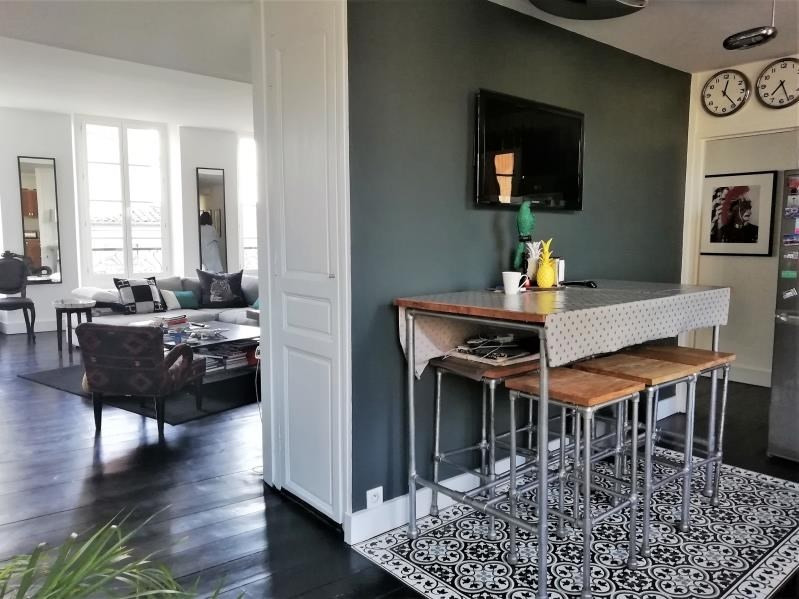 Vente de prestige appartement Bordeaux 628000€ - Photo 1