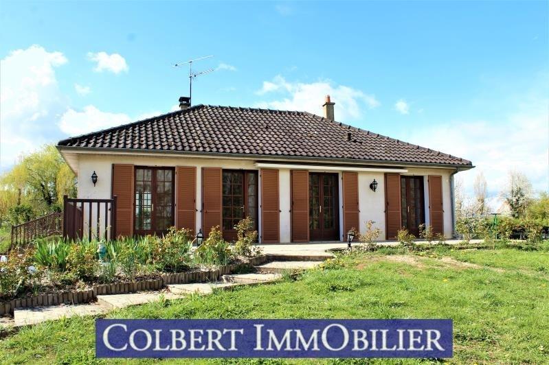 Venta  casa Montigny la resle 175000€ - Fotografía 1