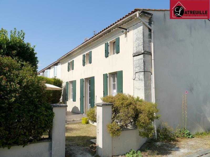 Vente maison / villa Mortagne sur gironde 198975€ - Photo 1