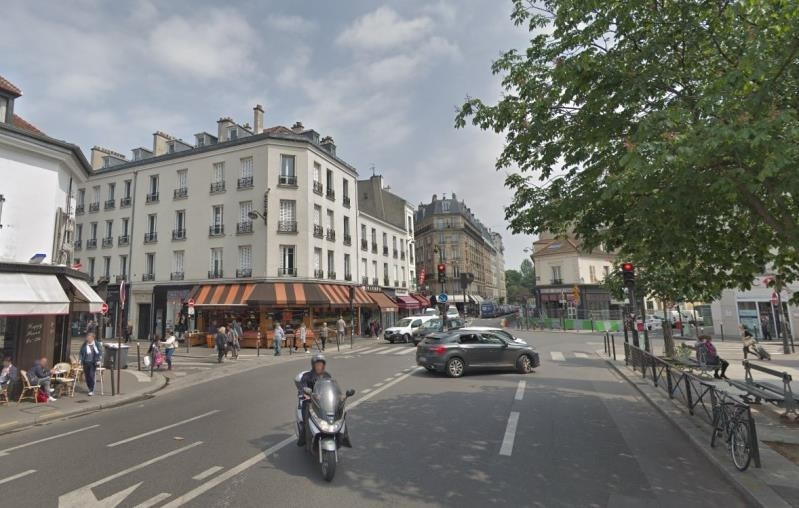 Commercial property sale shop Paris 15ème 110 000€ - Picture 1
