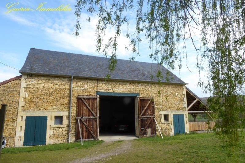 Vente maison / villa Parigny les vaux 205500€ - Photo 3
