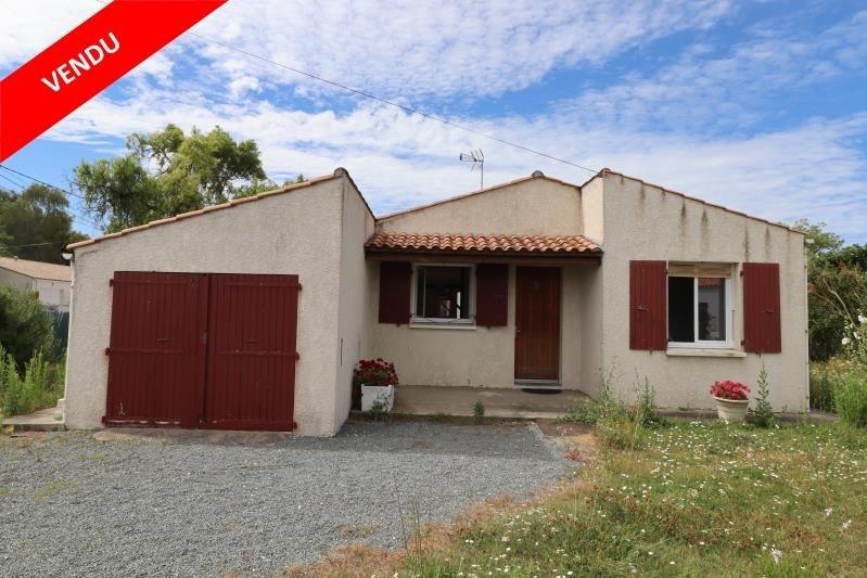 Sale house / villa Le chateau d'oleron 224675€ - Picture 1