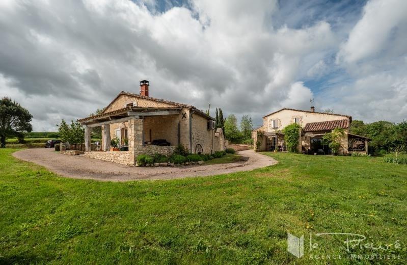 Revenda residencial de prestígio casa Fauch 892000€ - Fotografia 2