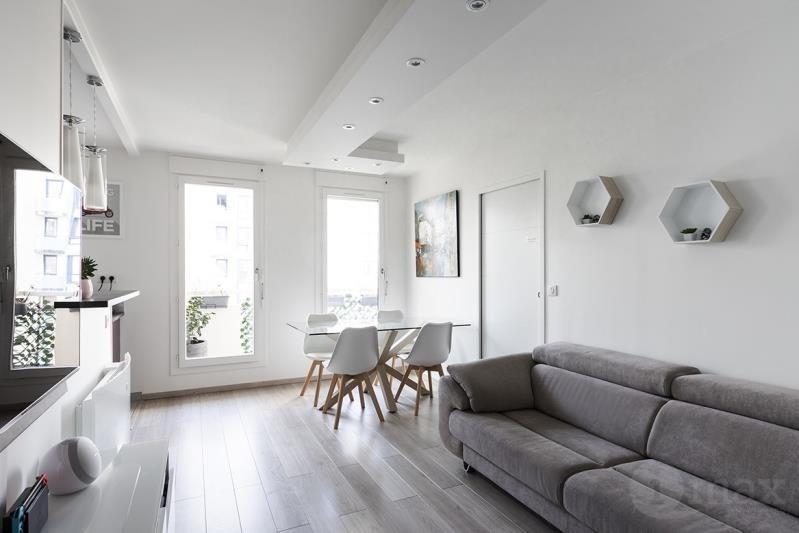 Sale apartment Courbevoie 420000€ - Picture 1