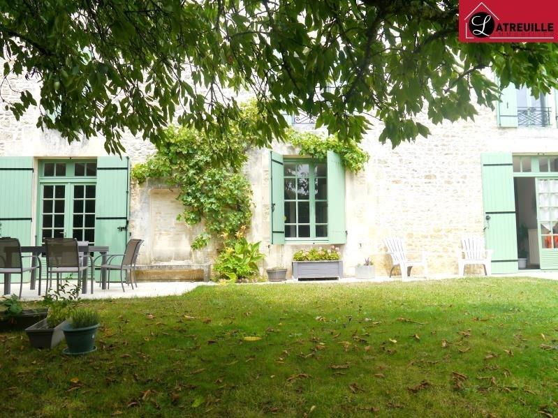 Sale house / villa Gemozac 245575€ - Picture 1