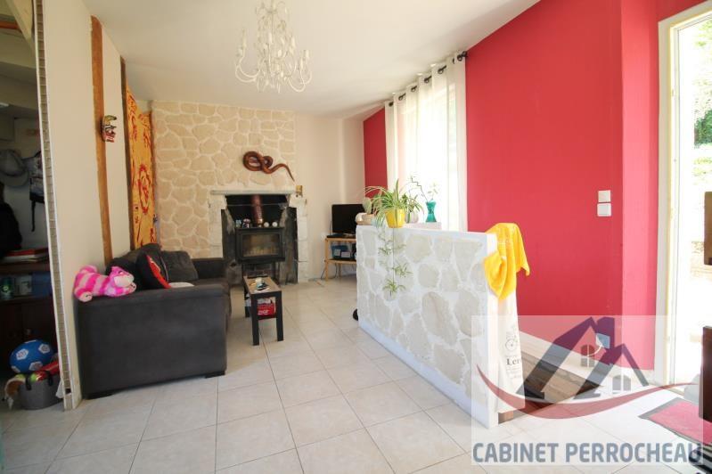 Sale house / villa La chartre sur le loir 88800€ - Picture 3