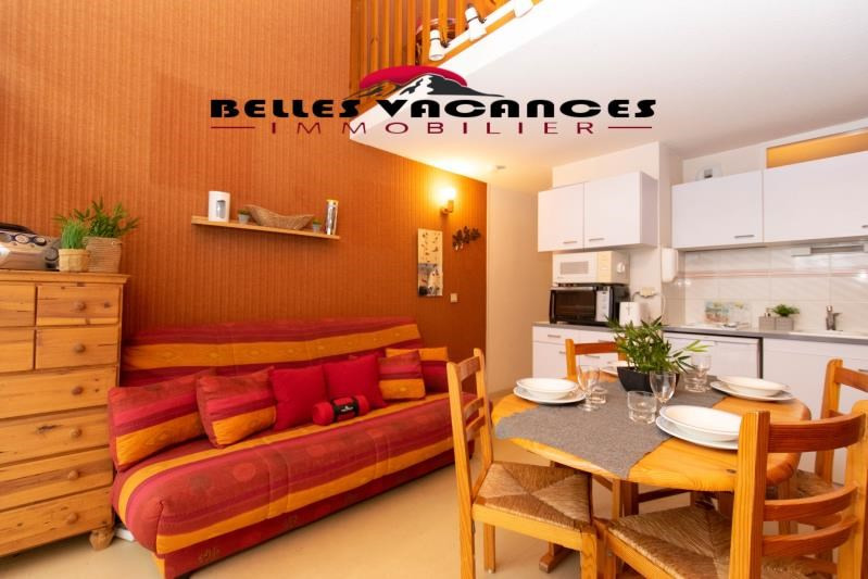 Sale apartment Saint-lary-soulan 144 900€ - Picture 2