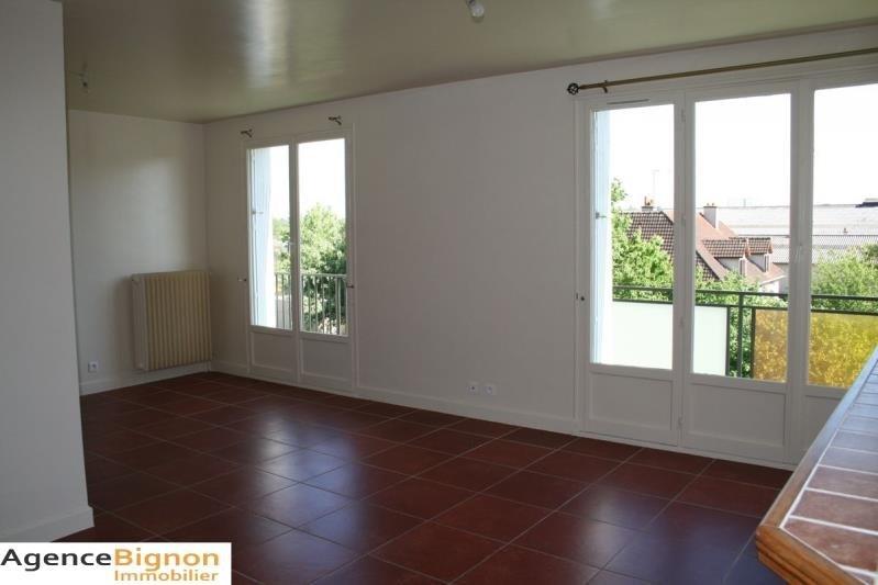 Sale apartment Yzeure 91000€ - Picture 2