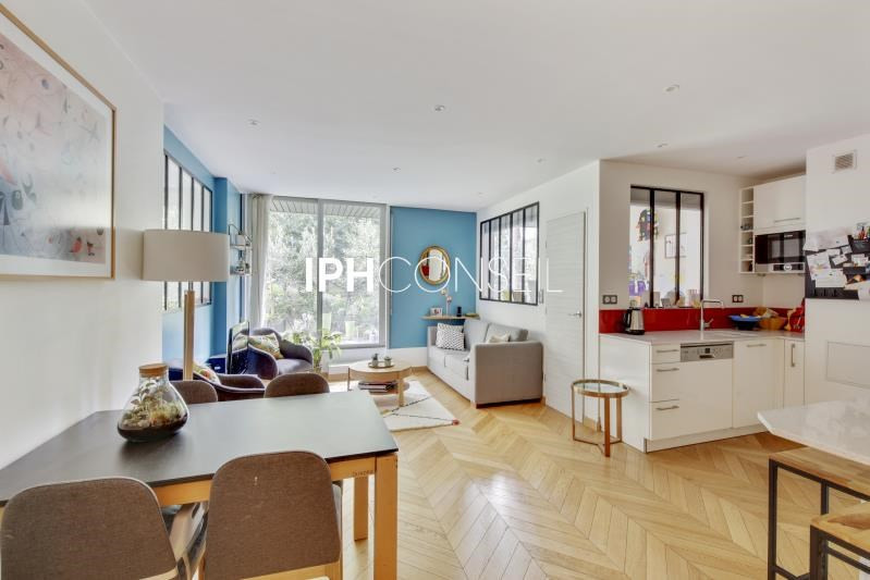 Deluxe sale apartment Neuilly sur seine 1130000€ - Picture 2