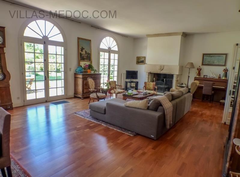 Sale house / villa Lesparre medoc 417900€ - Picture 6