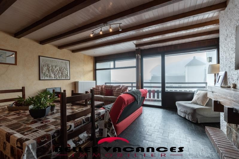 Vente appartement St lary soulan 136500€ - Photo 1