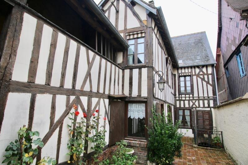 Sale house / villa Conches en ouche 138000€ - Picture 1