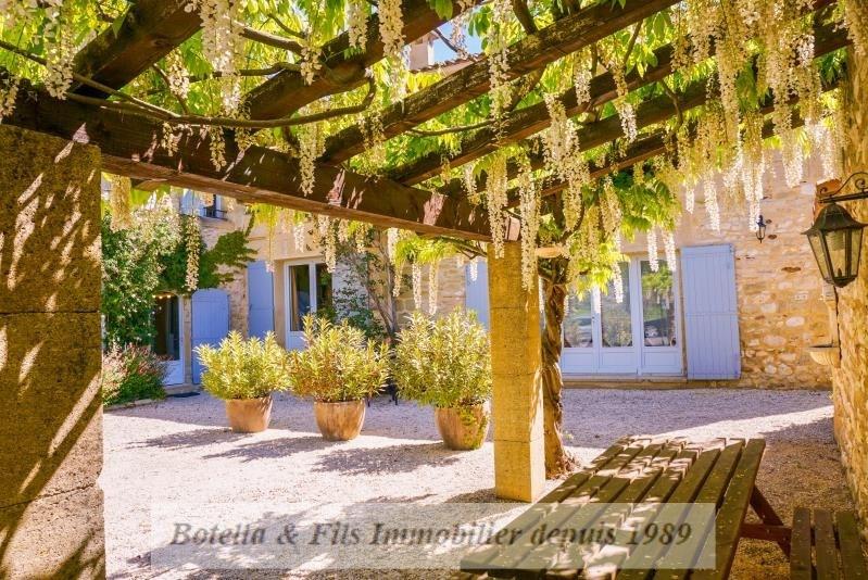 Vente de prestige maison / villa Uzes 895000€ - Photo 2