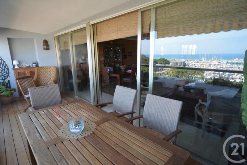 Immobile residenziali di prestigio appartamento Villeneuve loubet 799000€ - Fotografia 6