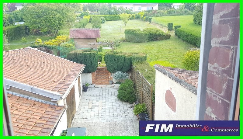 Vente maison / villa Gamaches 131 000€ - Photo 1