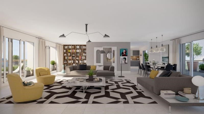 Appartement nantes - 4 pièce (s) - 145 m²