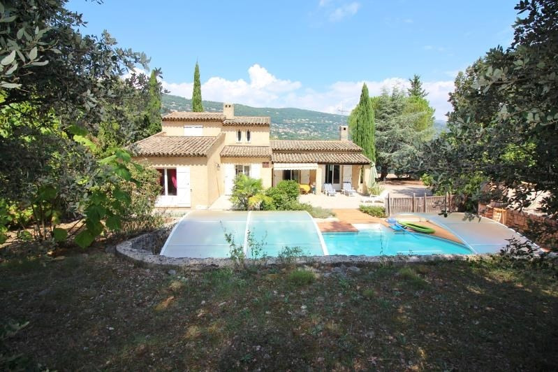 Vente maison / villa Le tignet 450000€ - Photo 2