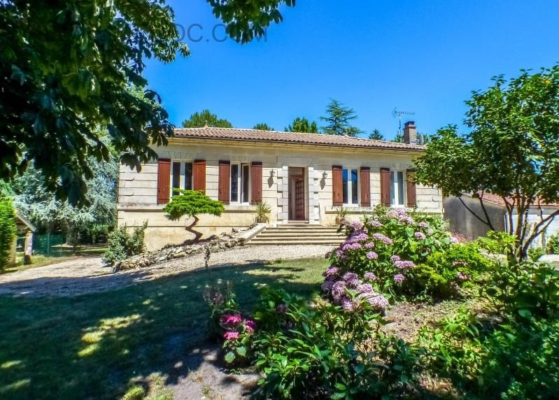 Sale house / villa Gaillan en medoc 345000€ - Picture 1