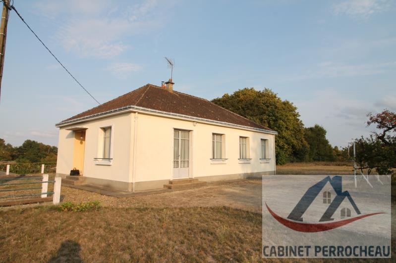 Sale house / villa La chartre sur le loir 99700€ - Picture 1