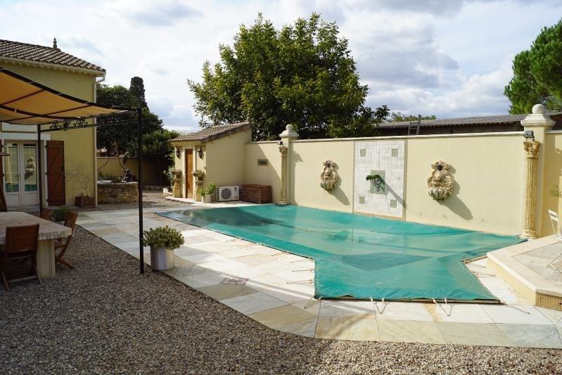 Venta de prestigio  casa Thezan les beziers 729750€ - Fotografía 2