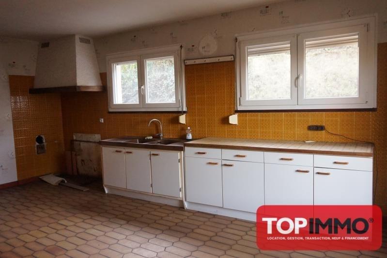 Sale house / villa Baccarat 79500€ - Picture 2