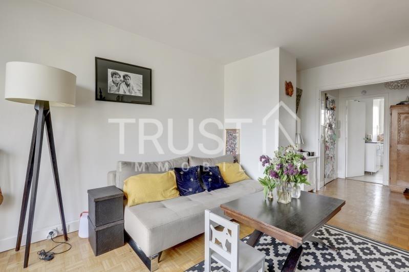 Vente appartement Paris 15ème 633000€ - Photo 1