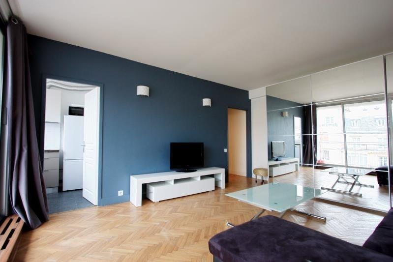 Affitto appartamento Paris 16ème 1150€ CC - Fotografia 3