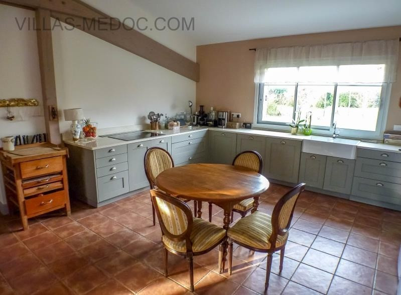 Sale house / villa Vensac 421 000€ - Picture 6