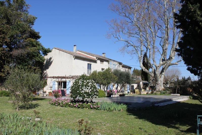Deluxe sale house / villa Barbentane 850000€ - Picture 2